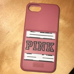 PINK Phone Case iPhone 7!